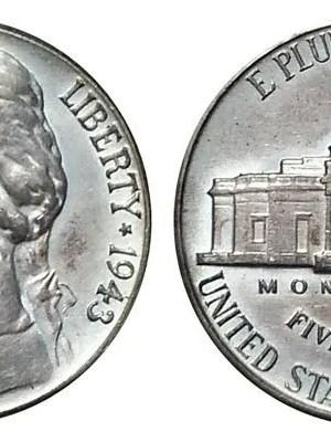 35% Silver War Nickel