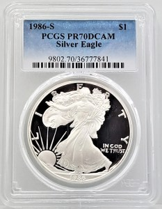 SPRING HILL COIN SHOP - WE HAVE ANACS ASE, ICG ASE, PCGS ASE, NGC ASE, MS69, MS70, PF69, PF70, PR69, PR70, BURNISHED, PROOF, ULTRA CAMEO, DEEP CAMEO, AND MORE SE10-PCGS PF70 O WM