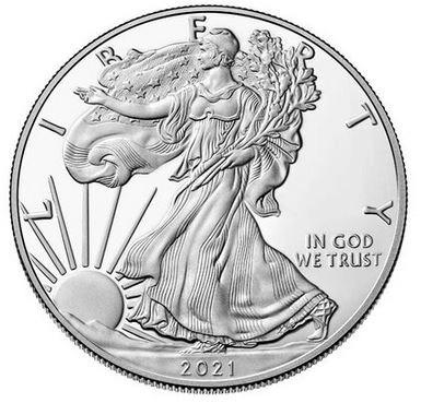 Graded American Silver Eagles