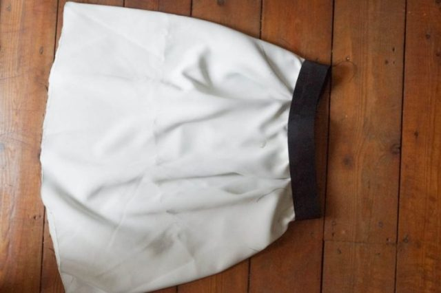 diy pleated skirt (5 of 5)