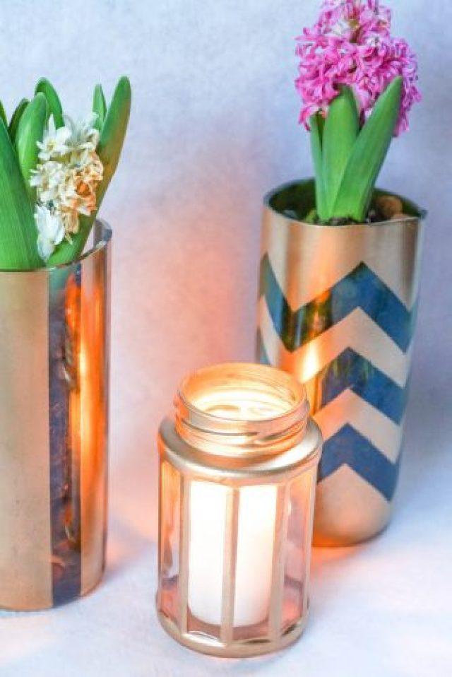 diy wine bottle vases (3 of 4)