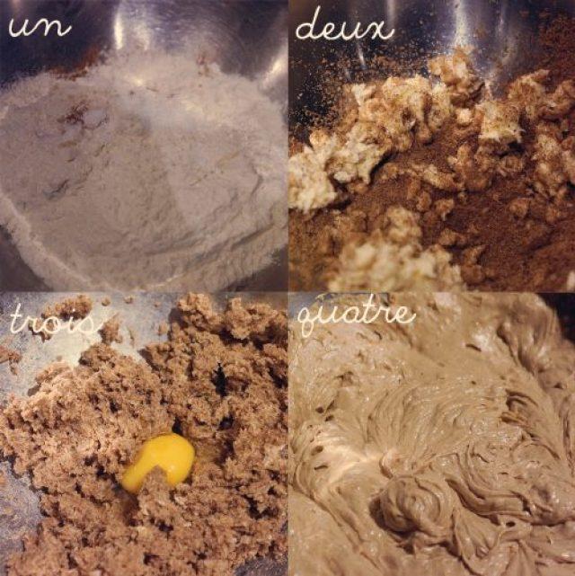 etapes cupcakes