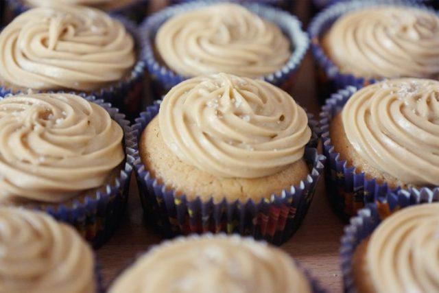 cupcakes caramel salé no border