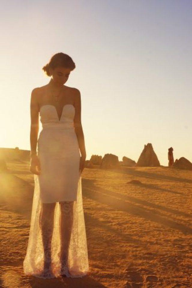 diy wedding dress lace