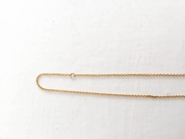 DIY simple gold necklaces (11 of 42)