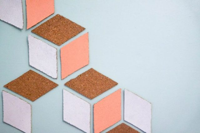 DIY tableau liege cube (6 of 23)