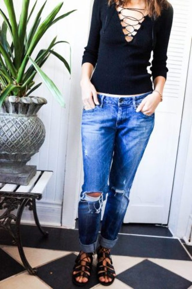 DIY boyfriend jeans (1 of 1)-2