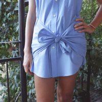 DIY robe chemise super rapide