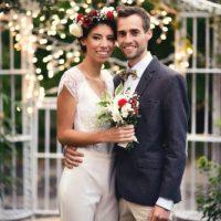 DIY jumpsuit de mariage !!!