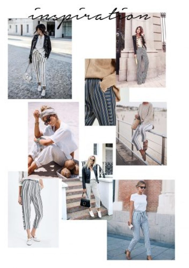 inspiration striped pants ok