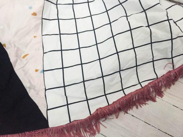 Etapes serviette ronde-16