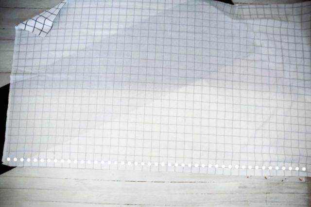 Etapes serviette ronde-8