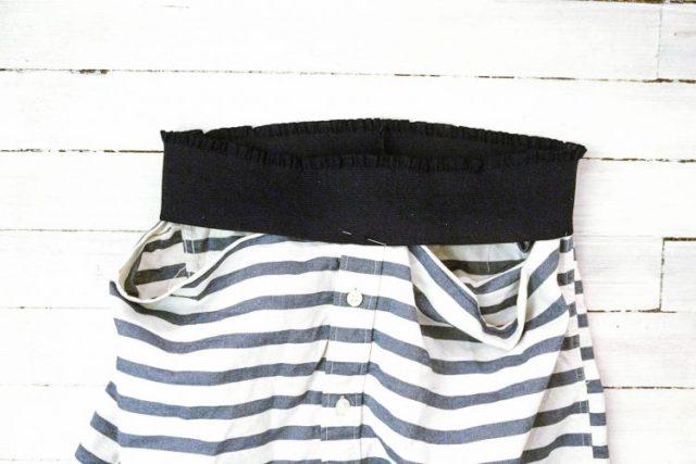 diy jupe avec chemise-3