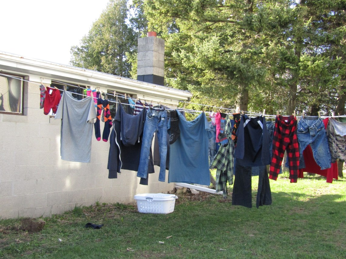 Tackling The Laundry Monster: Part 2