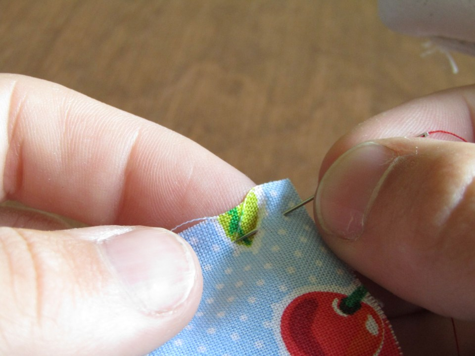 Basic Hand Sewing: Part 1