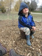 Fall Gardening with Kids