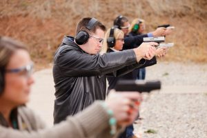 Concealed Carry Class @ Lower Level