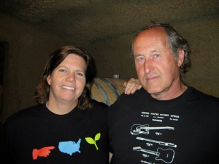Behrens Family Winery - Lisa and LesBehrens Family Winery - Lisa and Les