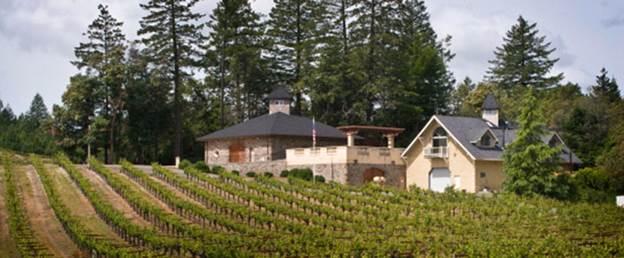 Schweiger Winery - House