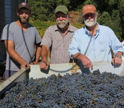 Smith-Madrone Vineyards Team
