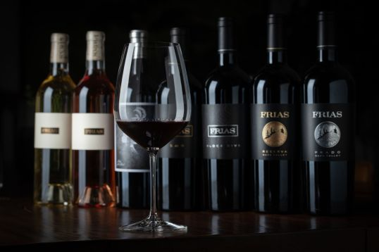 frias family vineyard wines