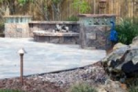 Stone patios, walkways, water features, and more by Colorado Stoneworks Landscaping