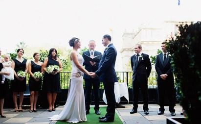 B & B Siglo Wedding