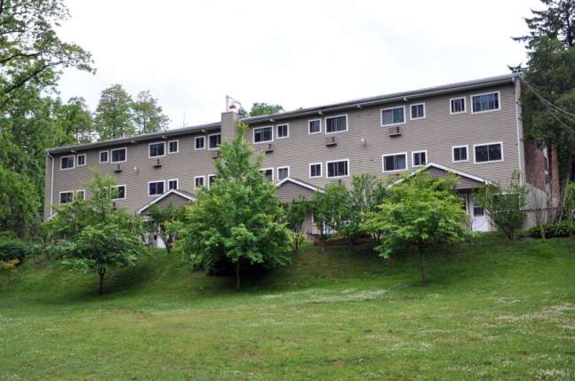 Building 29 Back View