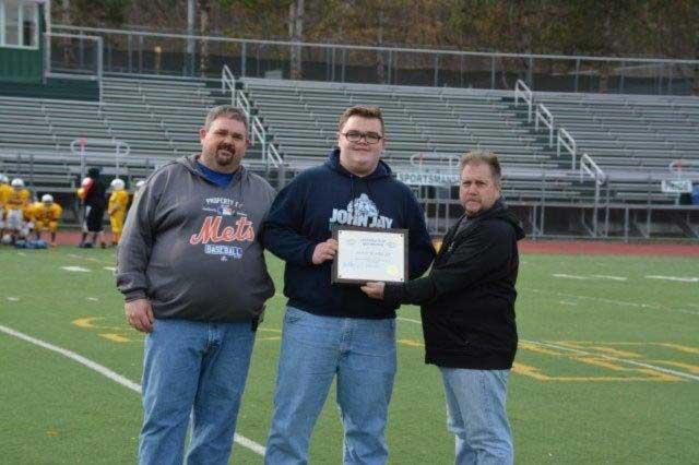 Coach Bob Wolff Scholarship Award