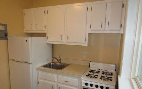 Type C Efficiency Kitchen