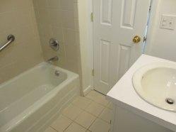Type G 1 Bedroom Bathroom