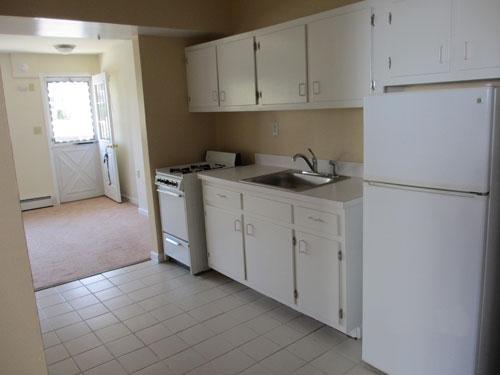 Type G 1 Bedroom Kitchen