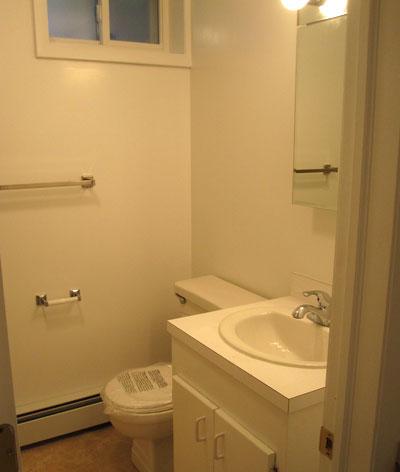 Type I Efficiency Bathroom