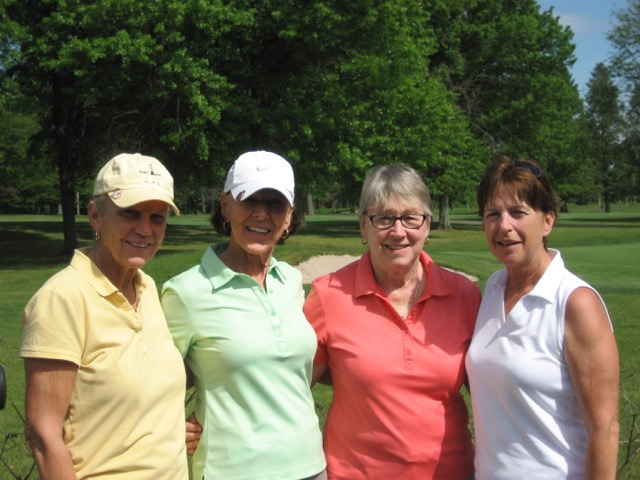 2016 Ladies Team Better Ball Winners