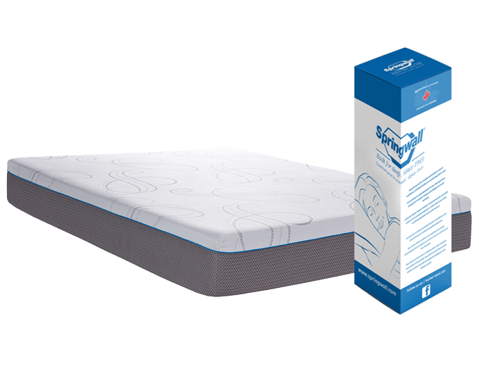 Rollpack Mattress