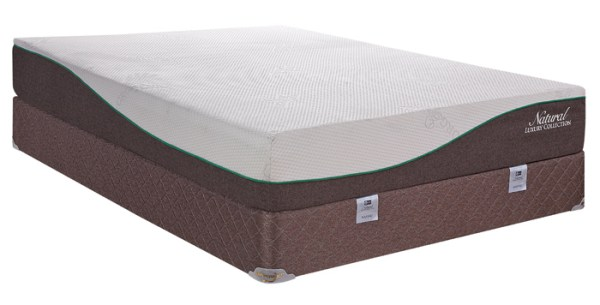 Nasseau Natural Luxury sleep set