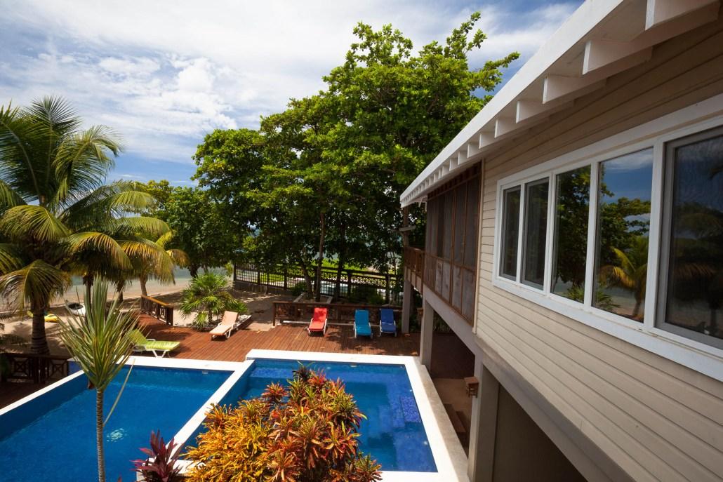 Poolview Balcony 1757