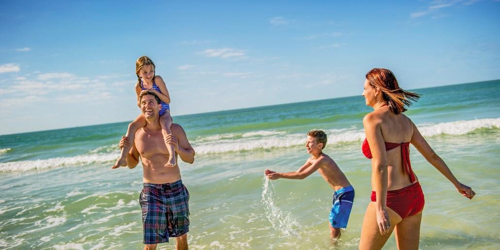family siesta beach florida hero