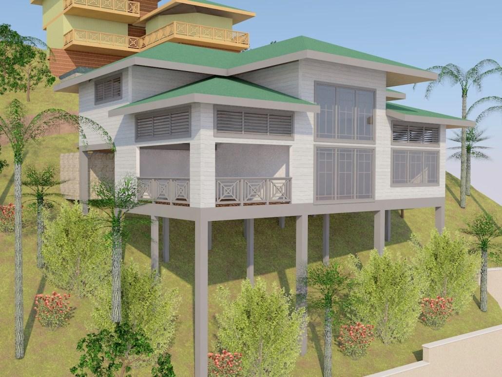 Tahwaka Villa