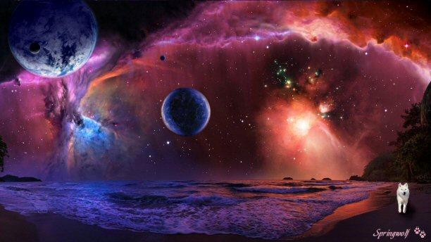 My Galactic Kosmos Vision