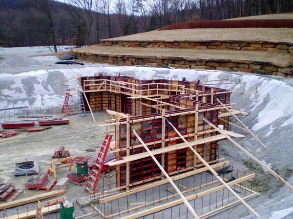 Tony Stewart's Log Home (5/6)