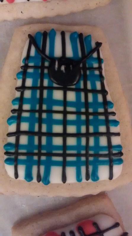 Sugar cookie kilt