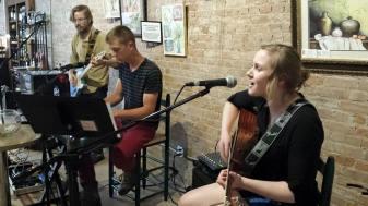 Chloe Hope, Evan Koehler, Andrew Hanson