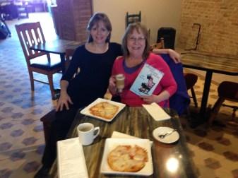 Owner Lisa Hanson, Julie Seedorf