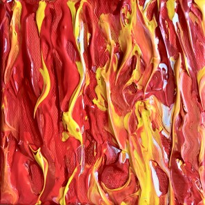 SOLD - Elements - Fire