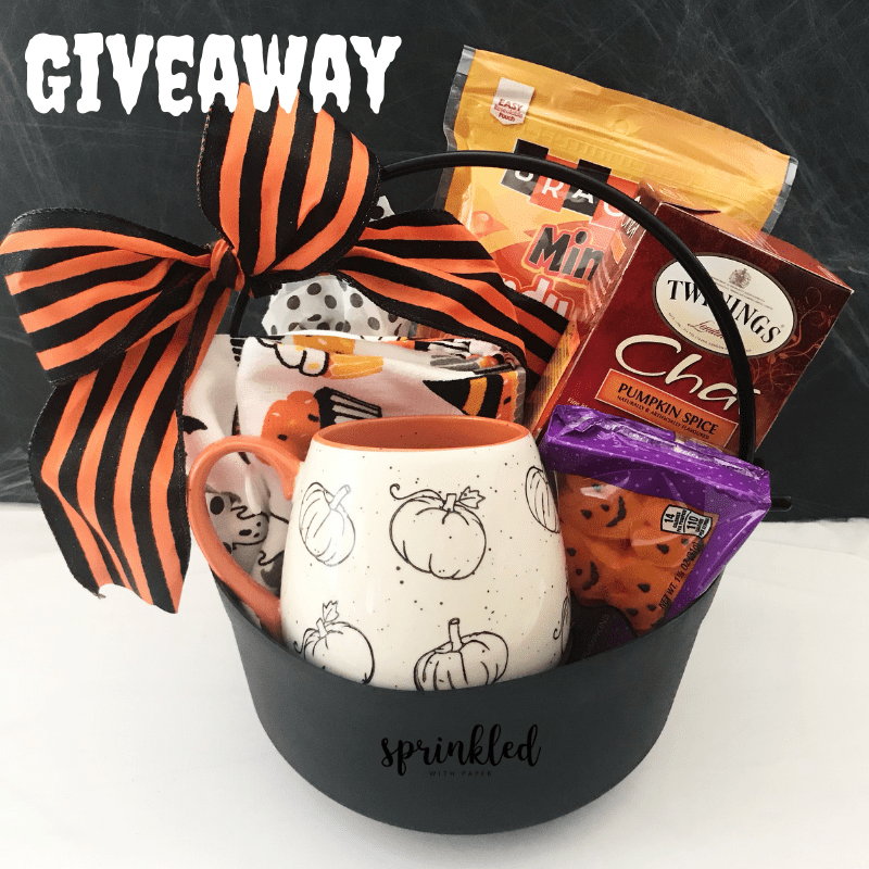 Fall Favorities Giveaway bundle