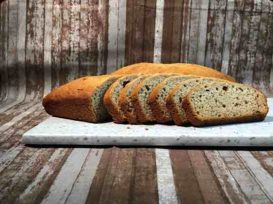 Perfect Banana Bread - Sprinkle of Country