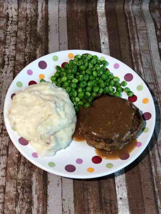 Slow Cooker Chopped Steak