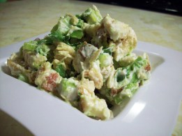 Chicken Salad with Bacon
