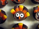 Thanksgiving Chocolate Turkeys